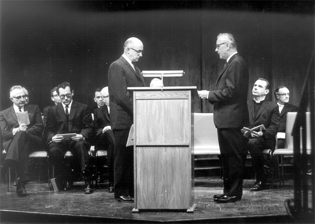 File:Conrad Grebel College Inauguration.jpg